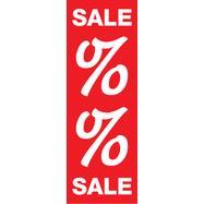 """Ceiling Hanger """"Percentage Symbol / SALE"""""""