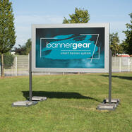 "Bannergear™ Stand ""Mobile LED"", 2-sided"