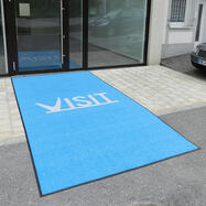 "Outdoor Logo Mat ""Scratch"""