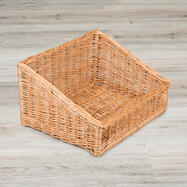 Basket with Front Access, tall