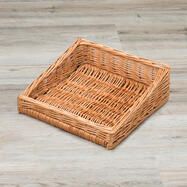 Basket with Front Access, flat
