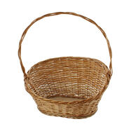Hamper without contents for self-filling