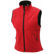 Ladies 3-layer Softshell Vest