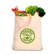 """Organic Shopping Bag """"Darwin"""", 100% cotton"""