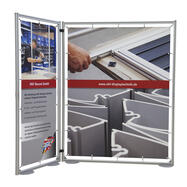 Digitally Printed Banner for Folding Banner Wall