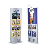 """Info Column """"Tec-Art Tower"""" - Basic Frame"""