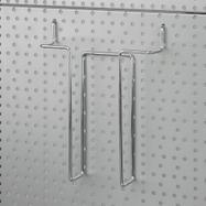 Pegwall Leaflet Holder 4 mm