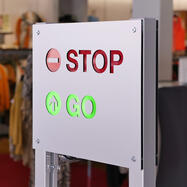 """Access Control System """"Counter"""""""