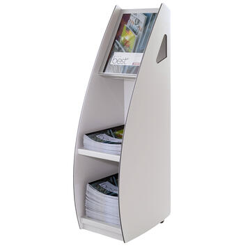 Catalogue & Brochure Display Stand