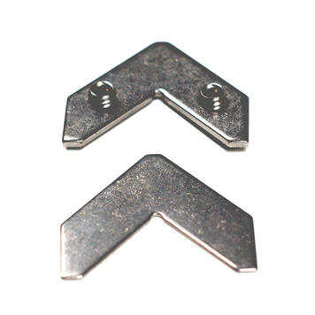 Corner Connector for Stretch Frame Profiles