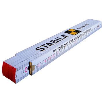 """Folding Ruler """"700 Series"""", 2 meter"""
