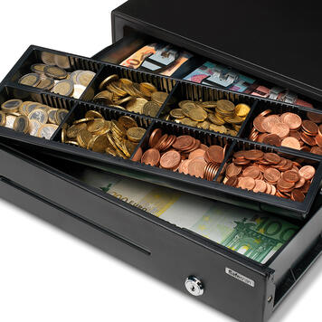 Safescan LD-4141 Light-Duty Cash Drawer