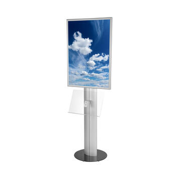 """LED Poster Stand """"Score"""""""