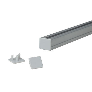 End Cap for 19 mm Poster Rails