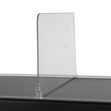 "Shelf Divider ""MP"" range without Stopper"