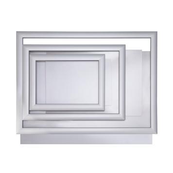 "U-Pocket for Aluminium Insert Frame ""Multi"""