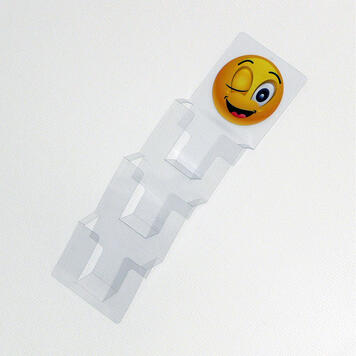 Clip Strip Smiley
