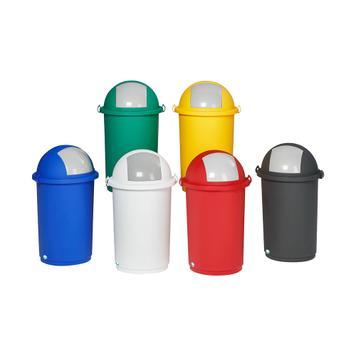 Plastic Litter Bin in different colours