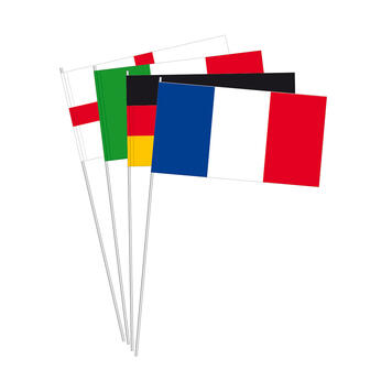 "Paper Flags ""Countries"""