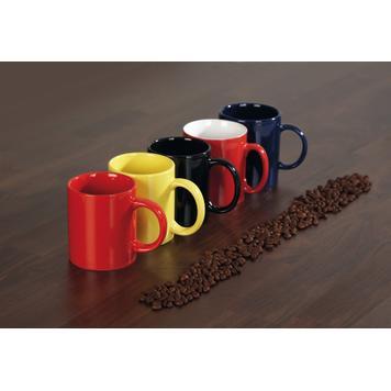 "Ceramic Mug ""Carina"" in different colours"