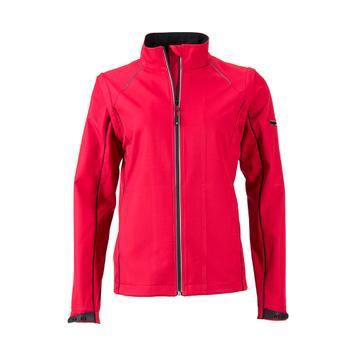Ladies Softshell Jacket