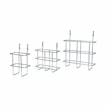 """Wire Hanging Basket for Classic """"A-Shaped"""" Pavement Sign"""