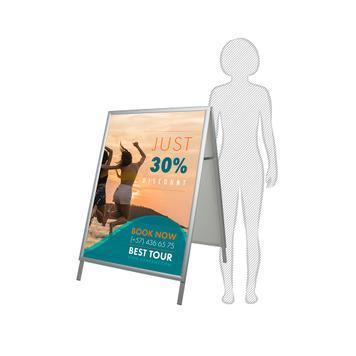 """Waterproof A Board """"Eco 35"""""""