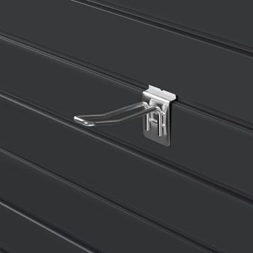 Slatwall Double Hook