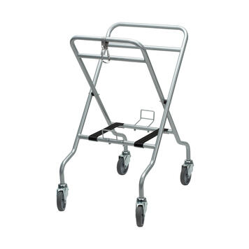 Collapsible Trolley on Wheels
