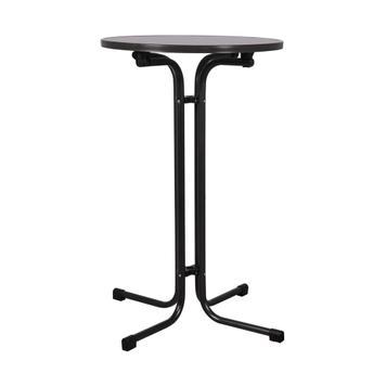 "Bistro Table ""Folding Black"""