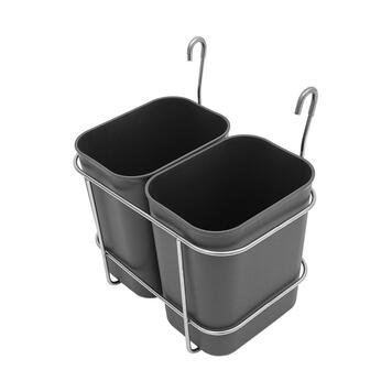 Waste Bin for Serving Trolleys
