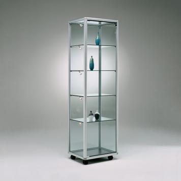 """Glass Showcase """"Vesta"""""""