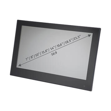 "Digital Picture Frame FLASH.movie ""Slimline"""