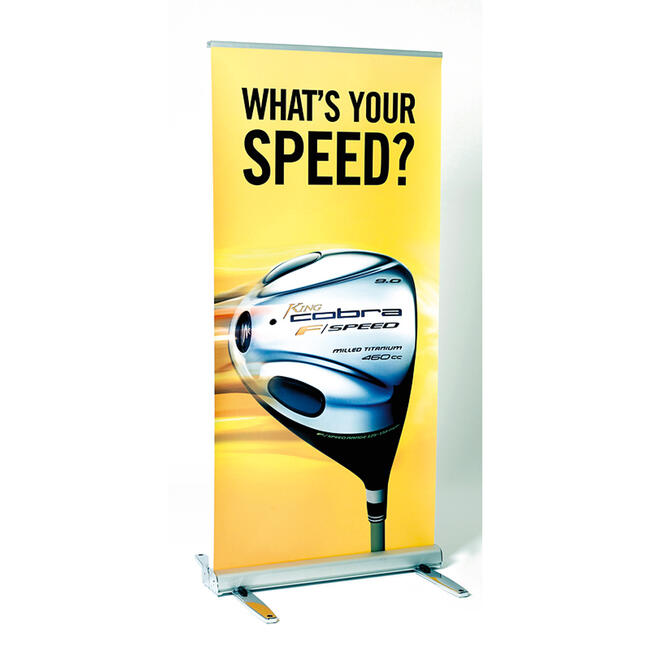 LUK Performance Shop Display Advertising Banner