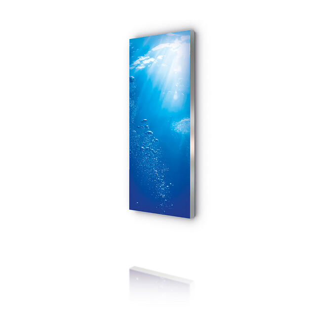 "LED Light Wall ""Octalumina 120"" Wall-mount Version"