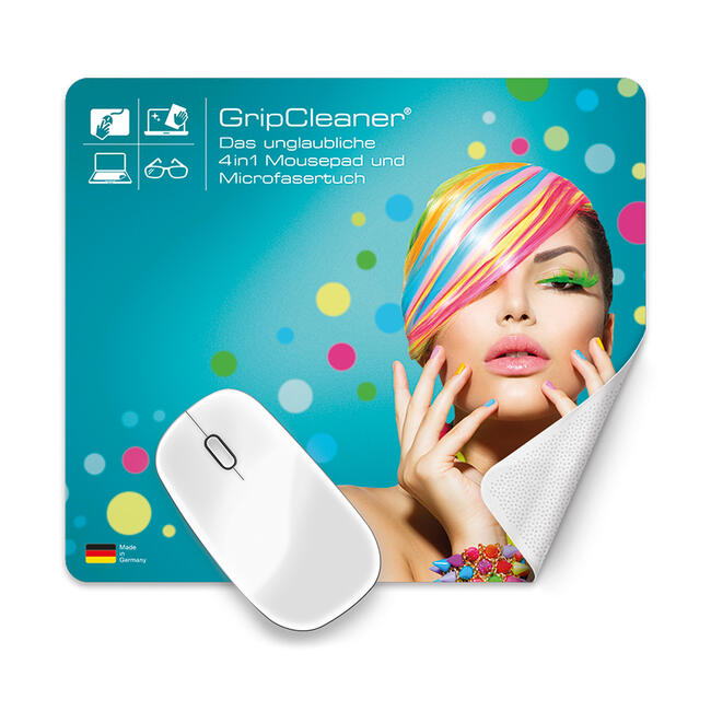 GripCleaner 4in1 Mousepad