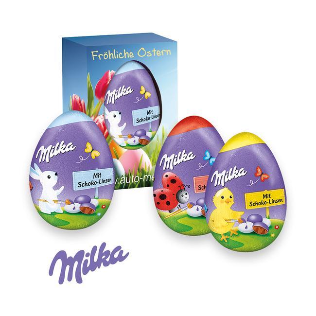 milka easter egg 40.1712.1 1