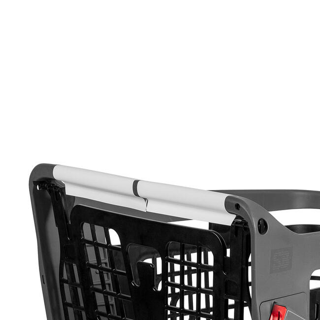 Self-adhesive Masking Paper for shopping trolleys and baskets