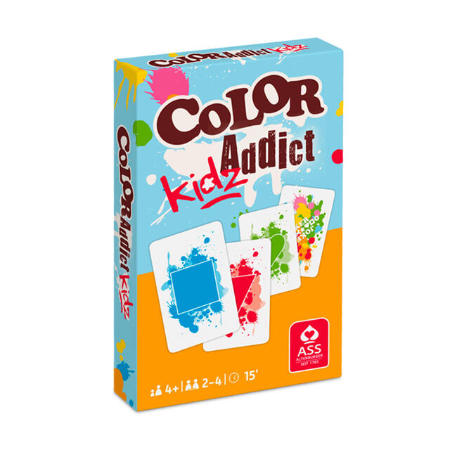 Color Addict Discard Game