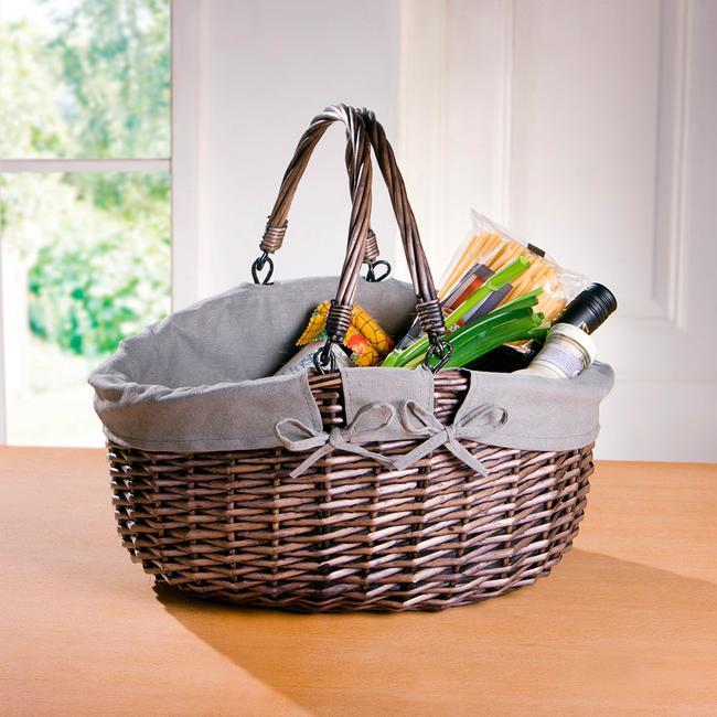 """Shopping Basket """"Modern"""""""