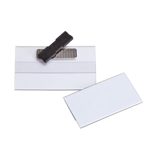 Magnetic PVC Name Badge