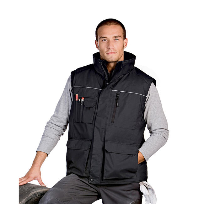 """Expert Pro"", Work Vest from B & C"