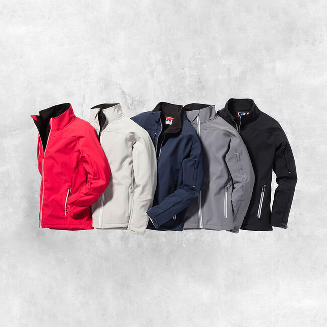 Bionic Soft Shell Jacket for men