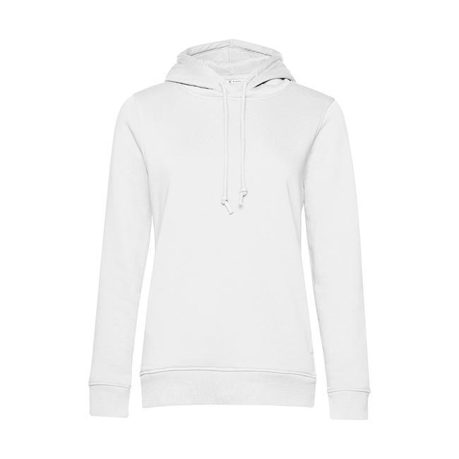 Ladies Organic Hoodie Sweater