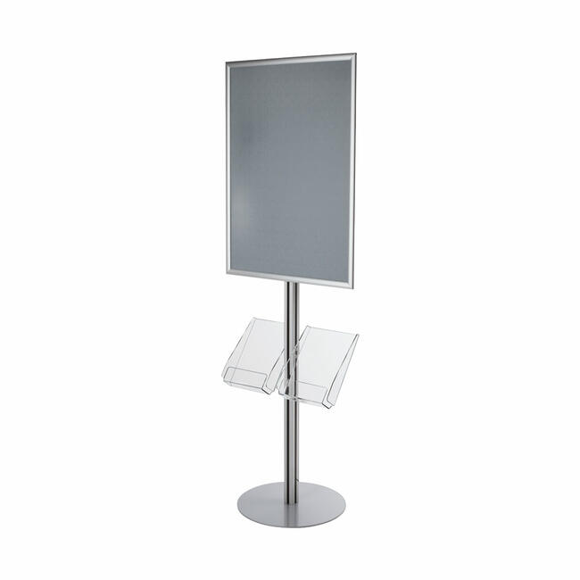 """Poster & Leaflet Stand """"Quattro"""""""