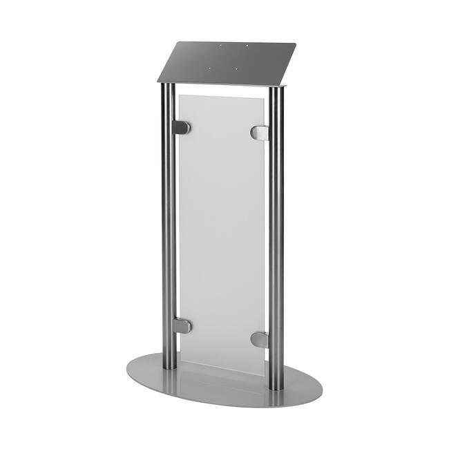 """Stand POS.movie Infopoint """"Eco"""" with Acrylic Panel"""