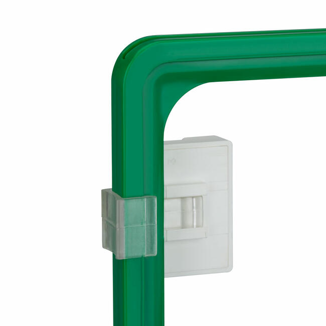 Square Magnetic Clip, parallel