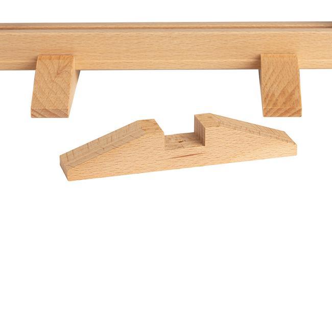 "Feet for Wooden Showcard Frame ""Madeira"""