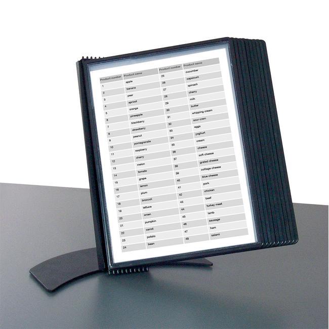 "Table-Top Flip File ""EasyMount QuickLoad"""