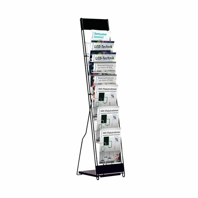 "Leaflet Stand ""Solo"""